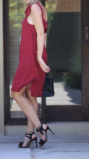 Rotes Kleid von Closet