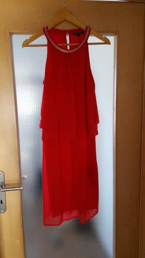 rotes Kleid von comma Größe 36