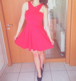 Rotes Kleid von Hollister L