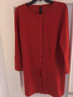 Rotes Kleid von Marc Cain