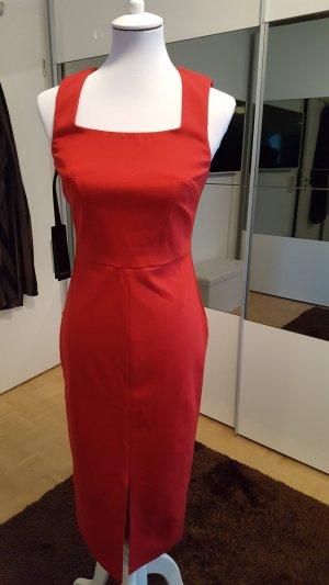 rotes kleid von pinko neu