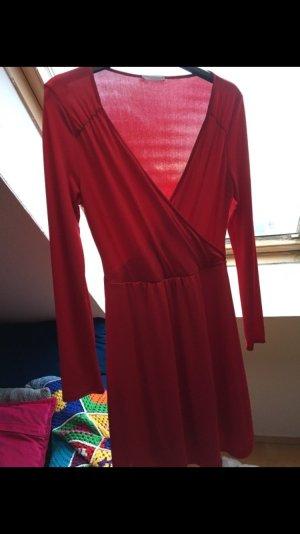 Rotes Kleid von Promod