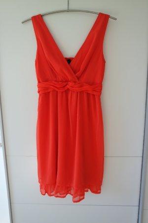 Rotes Kleid von Vero Moda, Größe S