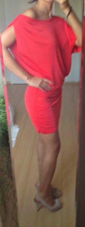 rotes Kleid von Vero Moda M