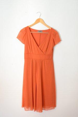 Rotes Kleid von Zalando, Größe M