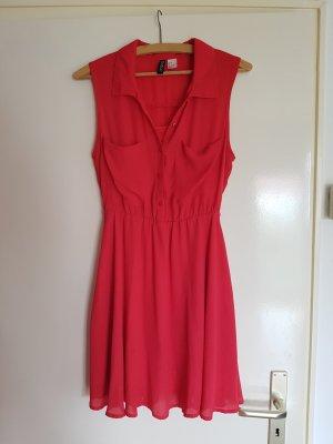 Rotes kurzes Kleid von H&M