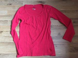 Rotes Langarmshirt von Soccx