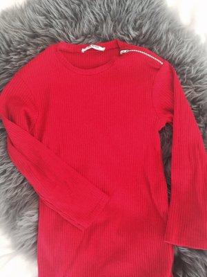 Rotes Longsleeve Zara
