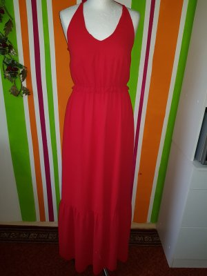 Rotes Maxikleid Y.A.S by Vero Moda, Gr. S / 36 Langes Kleid Cocktailkleid Party € 70,-