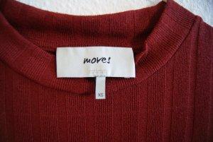 Rotes Oberteil von Moves by MINIMUM