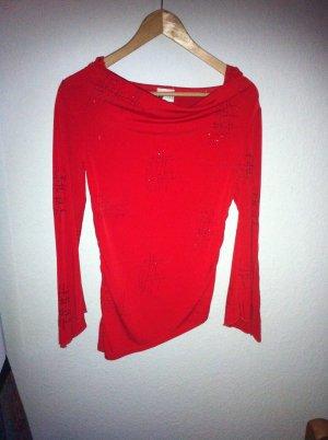 Rotes Oberteil von Orsay