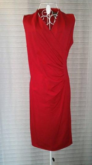Rotes Ralph Lauren Kleid