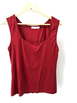 Zara Muscle Shirt red-beige