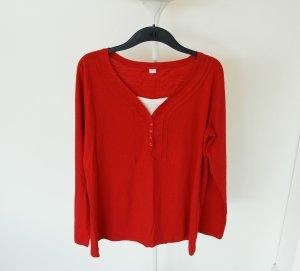 Rotes Shirt, in Größe 44 und 46 erhältlich, neu