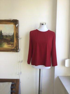 Rotes Shirt von Hallhuber - ungetragen