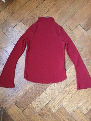 Rotes Shirt von Zara