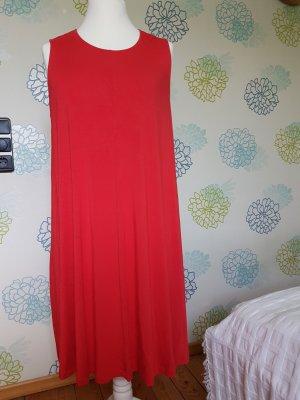 Shirt Dress red