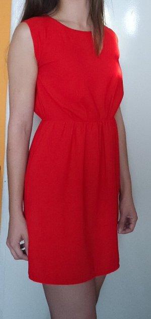 Rotes Sommer Kleid von Mango Suit