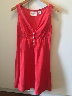 Rotes Sommerkleid