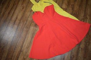 Rotes Sommerkleid/Party Gr. 36 von H&M