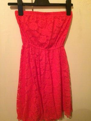 Rotes Sommerkleid von hollister