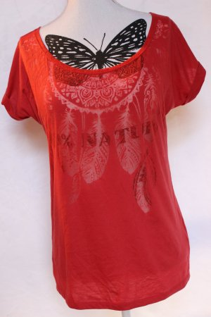 rotes Sommershirt *neu* Gr. S