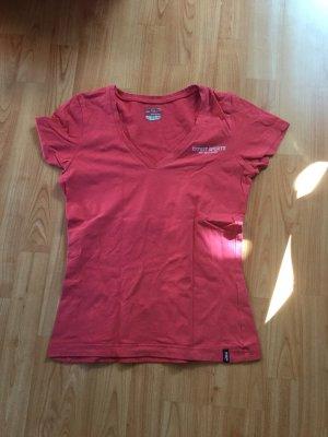 Rotes Sportshirt von Esprit