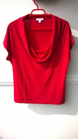 Rotes T-Shirt der Marke 1.2.3 Größe 40/42, sehr gut erhalten