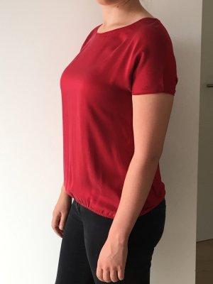 Rotes T-Shirt von Hallhuber