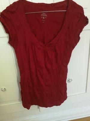 Rotes T-Shirt von Zero