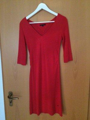Rotes Tommy hilfiger Kleid