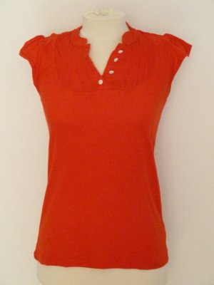H&M Basic topje rood Modal