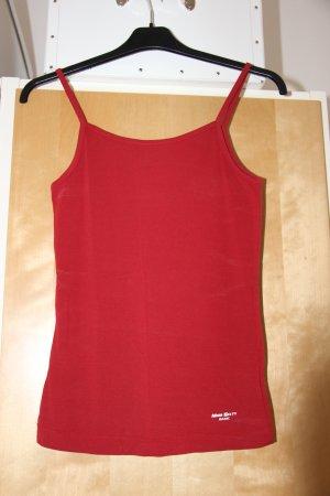 rotes Trägertop von Miss Sixty
