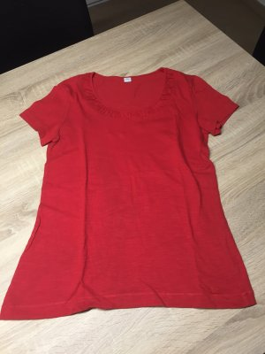 Rotes Tshirt S.Oliver
