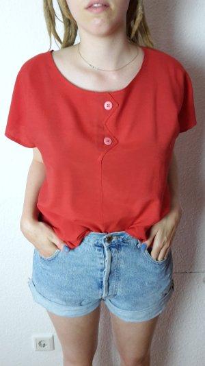 Rotes vintage T-shirt