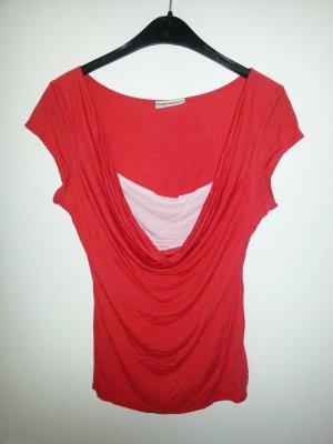 Rotes Wasserfall T-shirt ☆
