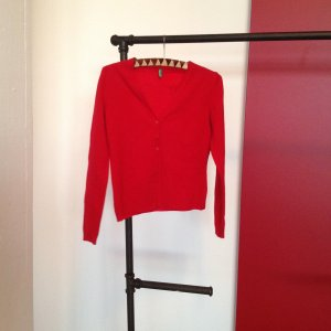 Rotes Wolle Pullover von UCB