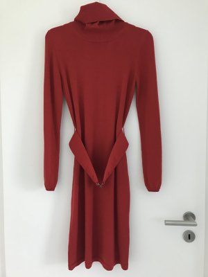 Rotes Wollkleid S'Oliver, Gr 36