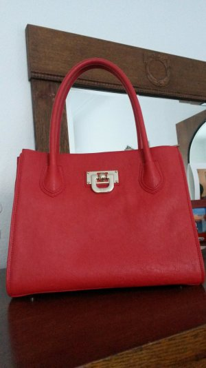 DKNY Carry Bag brick red