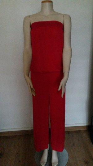 Rotfarbenes Overall von Moça Bonita