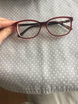 Rotte Brille von Givenchy