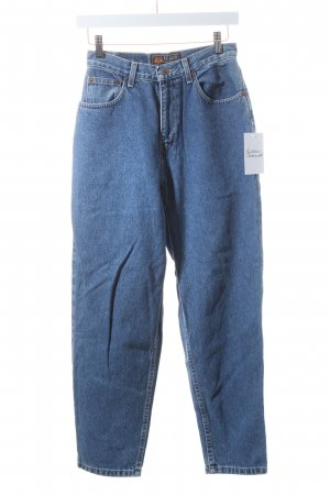 "Route 66 Karottenjeans ""Relaxed Fit"" blau"