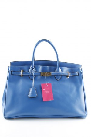 Rouven Carry Bag blue elegant