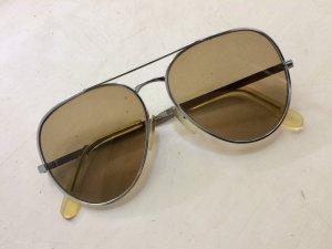 Row 5212/101 Vintage Aviator Sonnenbrille/Pilotenbrille