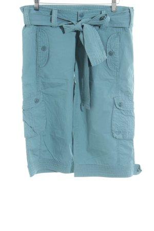 Roxy 3/4-broek cadet blauw casual uitstraling