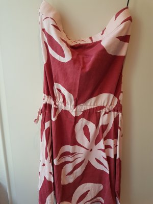 Roxy Bandeaukleid mit Blumenprint in XL