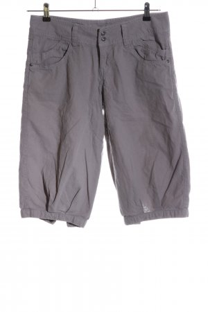 Roxy Bermudas light grey casual look