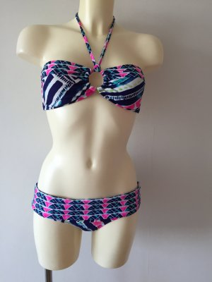 Roxy Bikini, Bandeau, Größe 38/40