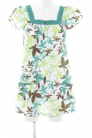 Roxy Blusenkleid florales Muster Casual-Look