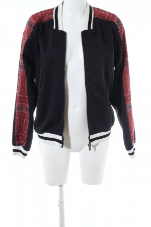 Roxy College Jacket graphic pattern casual look